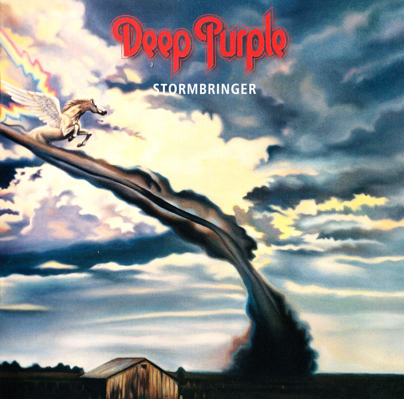 Deep Purple Stormbringer