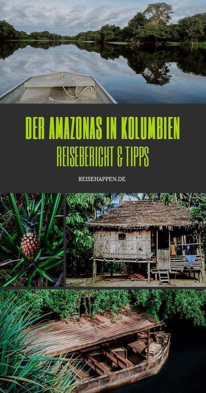 , Der Amazonas in Kolumbien – Reisebericht & Tipps  Reisehappen, My Travels Blog 2020, My Travels Blog 2020