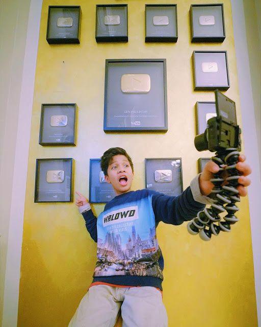 Kumpulan Foto-Foto Fateh Halilintar Terbaru 2020 - Seleb Squad