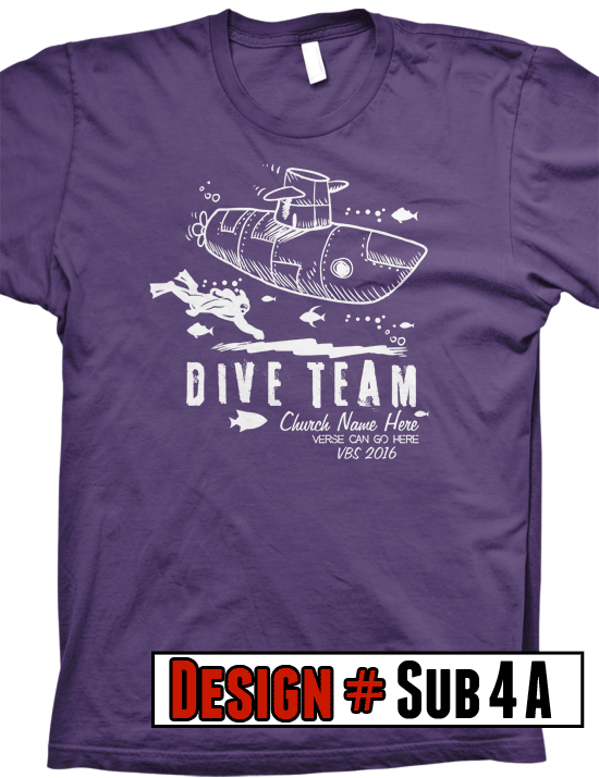 Submerged Vbs T Shirts We Offer Free Shipping On All Vbs Orders