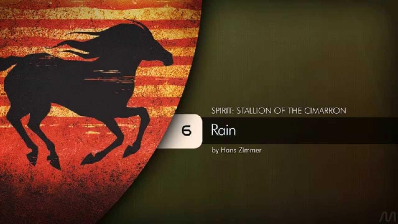 YouTube - Hans Zimmer - Spirit: Stallion of the Cimarron