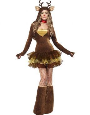Fever Reindeer Costume