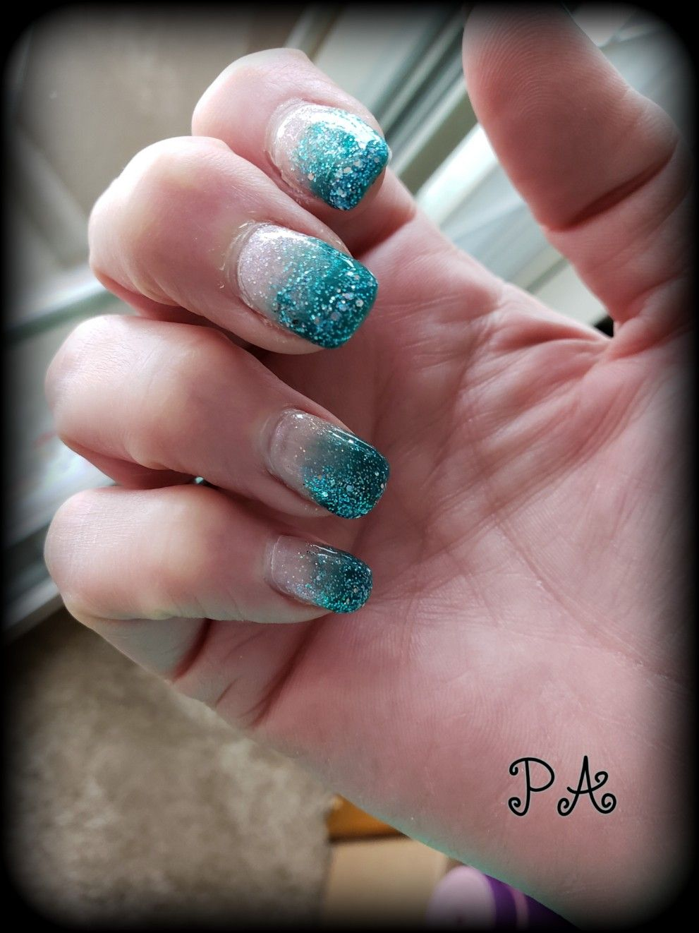 Same Nails That I Posted Earlier I Just Think This Picture Is Brightern Done At Gel Polish Bar In West Bend Wi Nails Gel Polish Polish
