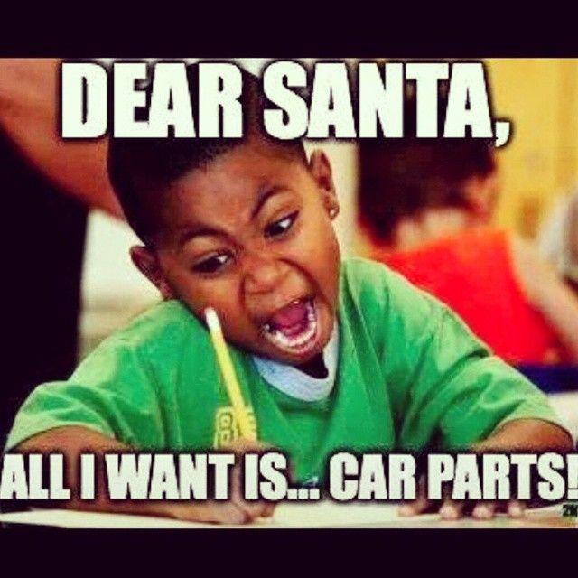 Car Parts For Christmas Christmas Memes Memes Funny Memes Car