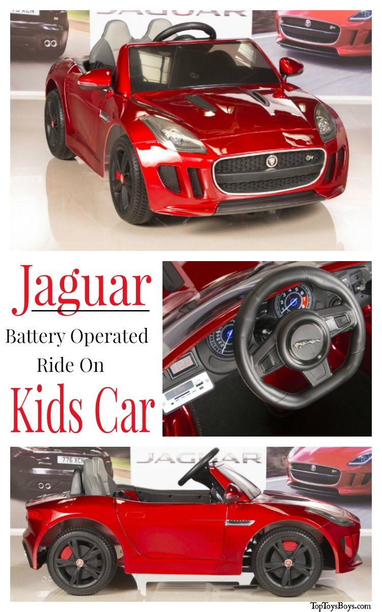 Jaguar Kids Motorized Ride On Cars Luxury Ride On Cars For Kids Kids Ride On Kids Ride On Toys Car