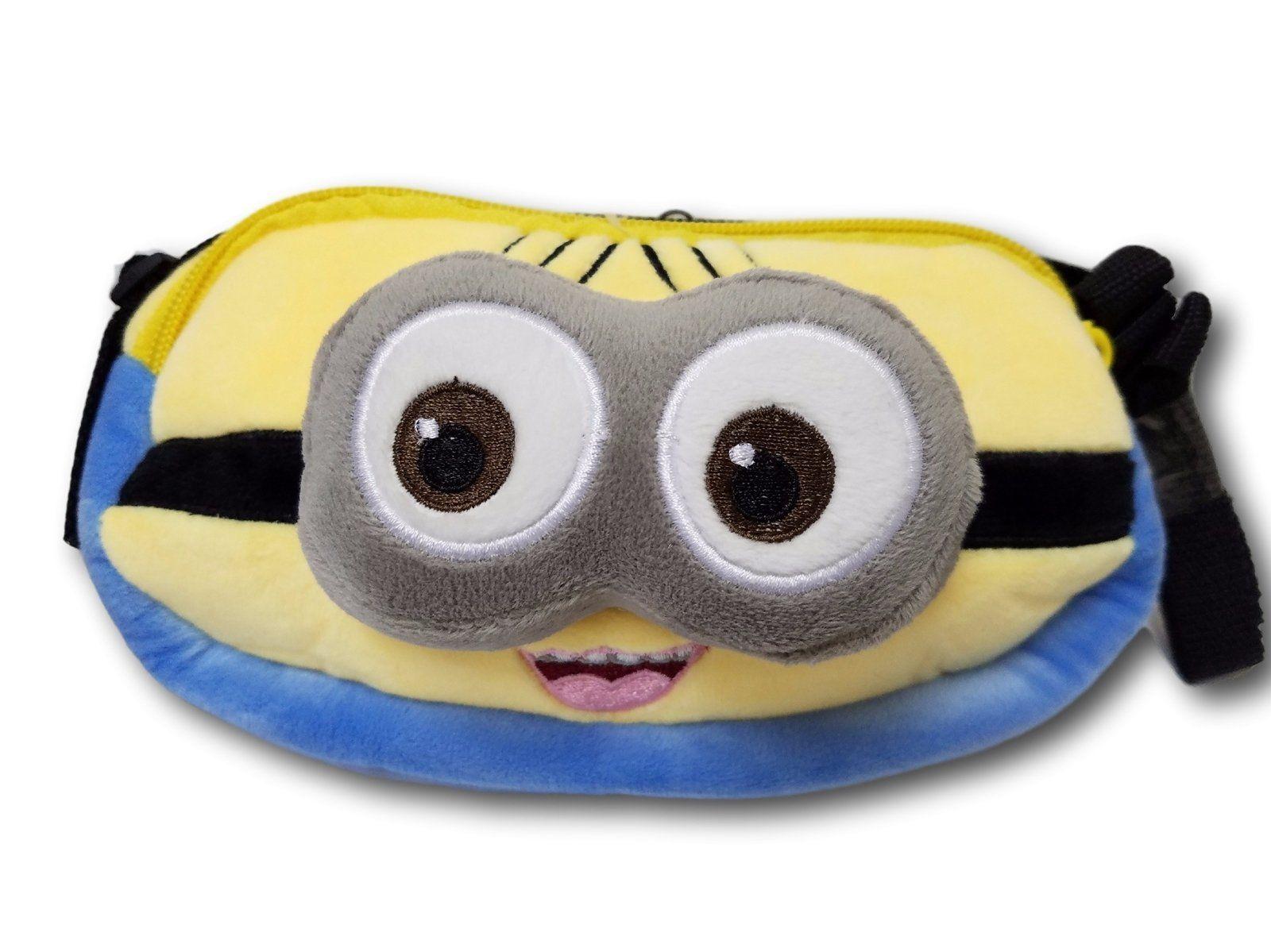 Cute Kawaii Despicable Me Minions Cosplay Bag HandBag Satchel bag Shoulder Bag