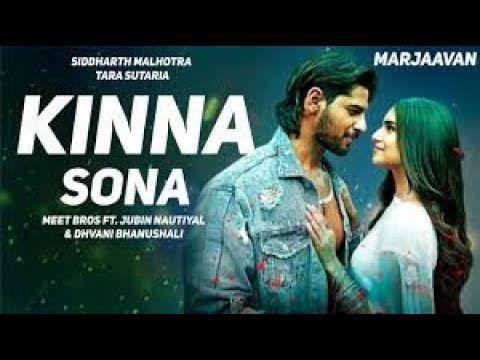 Kinna Sona Song Download Mp3 Marjawan New