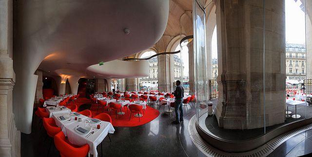 Garnier Paris Restaurant New Restaurant Opera Garnier Paris France  Opera Garnier Paris .