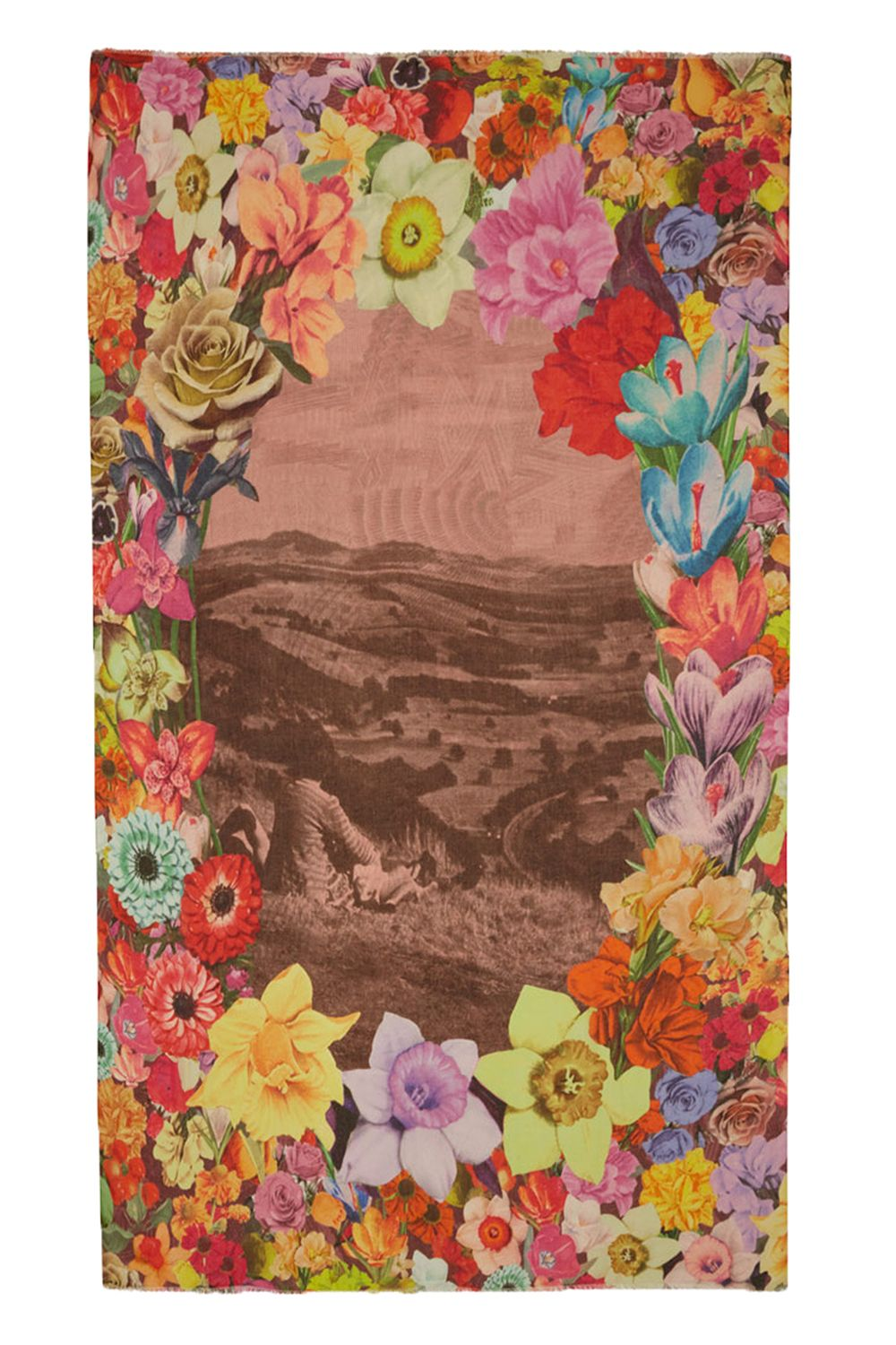 paul smith womens flower garland scarf - floral https://www.blueberries-online.com/womens-flower-garland-scarf-floral-by-paul-smith-acc-womens-accessories_p0011667000.html