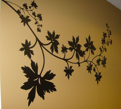 Artfull Wall Painting Decoration Sample For The Office