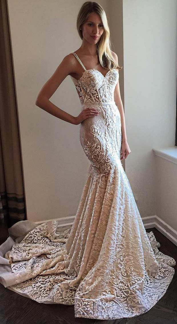 31 Most Beautiful Wedding Dresses | Put a Ring On It | Pinterest ...