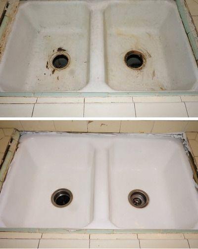 Kitchen Sink Reglazing Sink Kitchen Sink Bathroom Sink