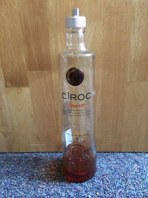 Glass Gravity Bongs Glass Gravity Bong Bottle Bong Ciroc Bottle