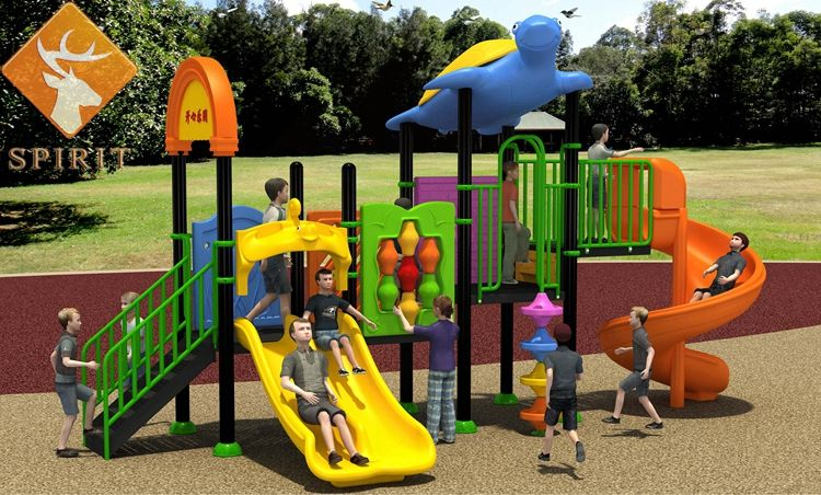 Top Brand Small Plastic outdoor playsets for Japan, View ...