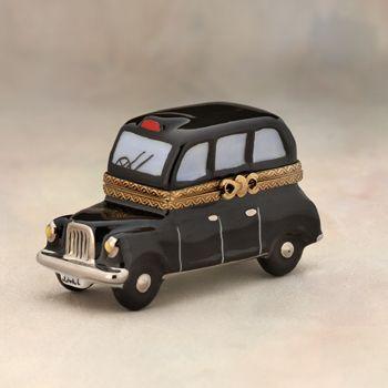 Limoges British Taxi box