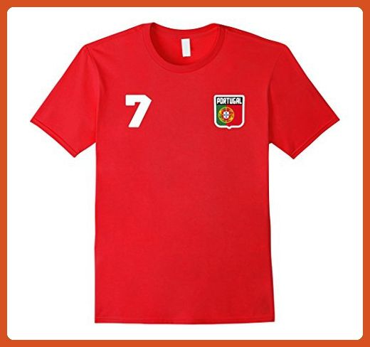 65c02fa3 Mens PORTUGAL T-shirt Portuguese Tee Retro Soccer Football Futbol Medium  Red - Retro shirts (*Partner-Link)