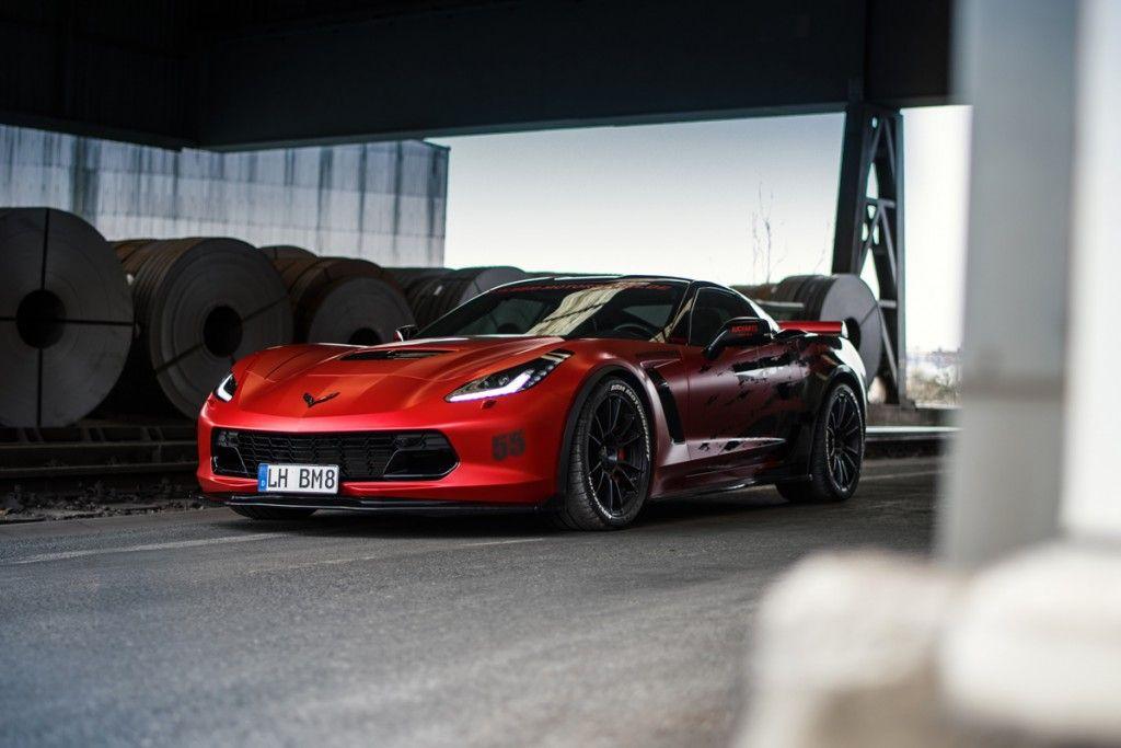 BBM Motorsport gives the Corvette Z06 some German Muscle