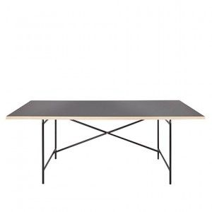eiermann tisch 2 schwarz buf design pinterest tisch eiermann tisch und esstisch. Black Bedroom Furniture Sets. Home Design Ideas