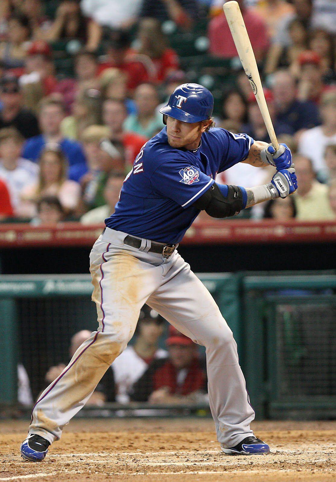 Josh Hamilton Texas Rangers Mlb Texas Rangers Best Baseball Player Texas Baseball