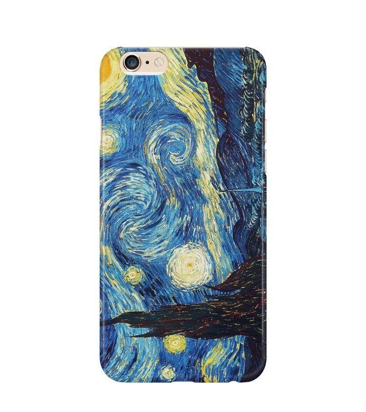 Amazon Cover iPhone 6s: notte stellata Van Gogh   Notte stellata ...