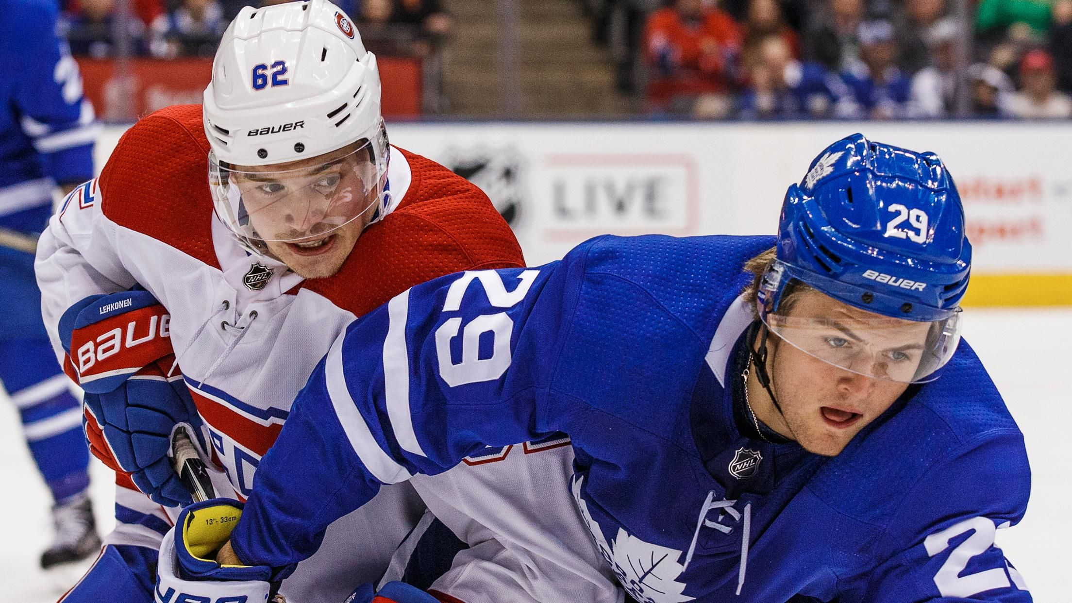 Numbers Game Canadiens Maple Leafs (With images