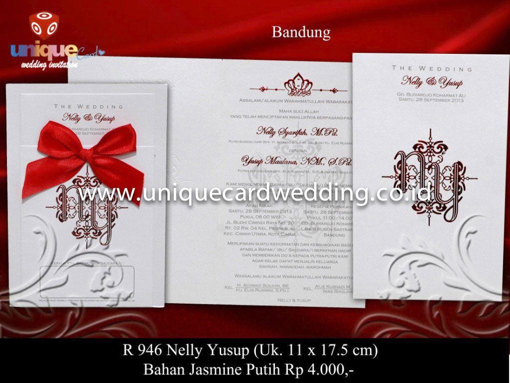 Design x banner pernikahan - Undangan Pernikahan Unik Wedding Invitations