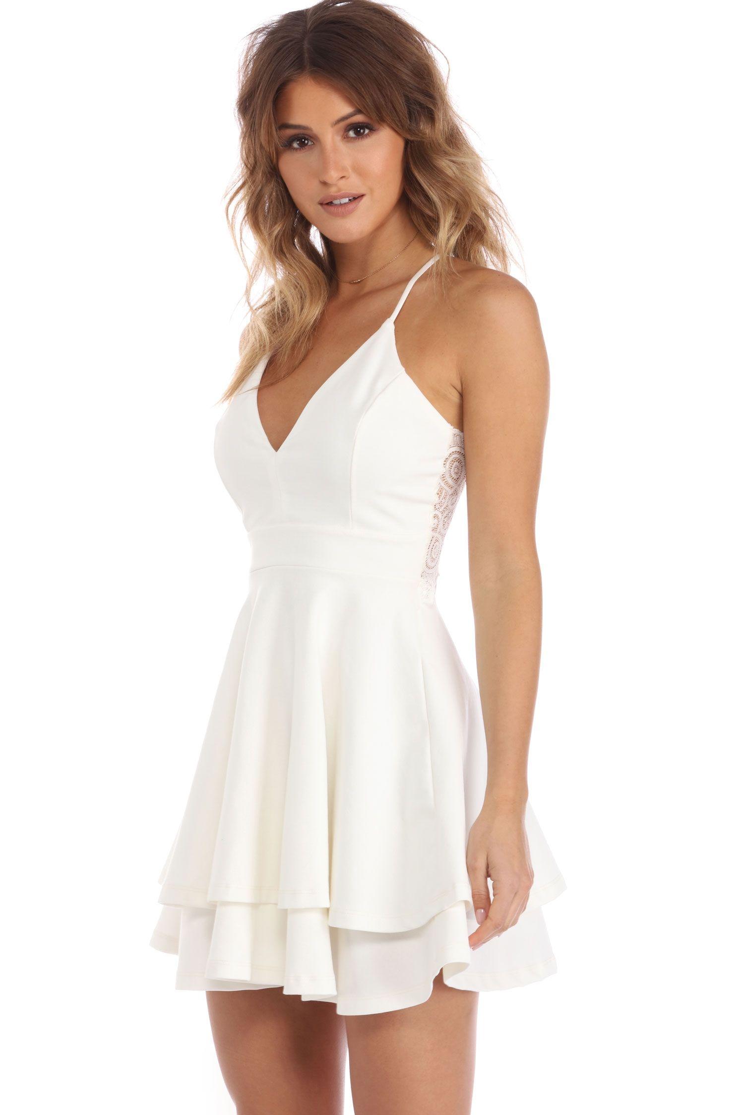Ivory Late Night Fantasy Dress  48d3346e7