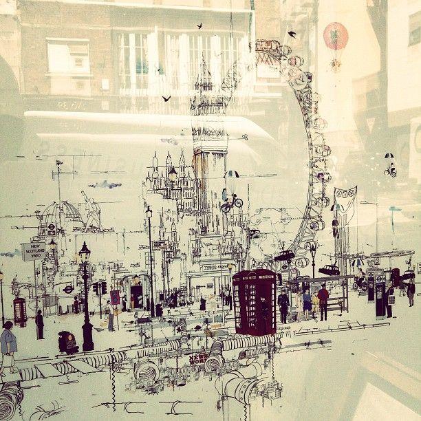 delicate mayhem gallery, london :: Photo by evachen212