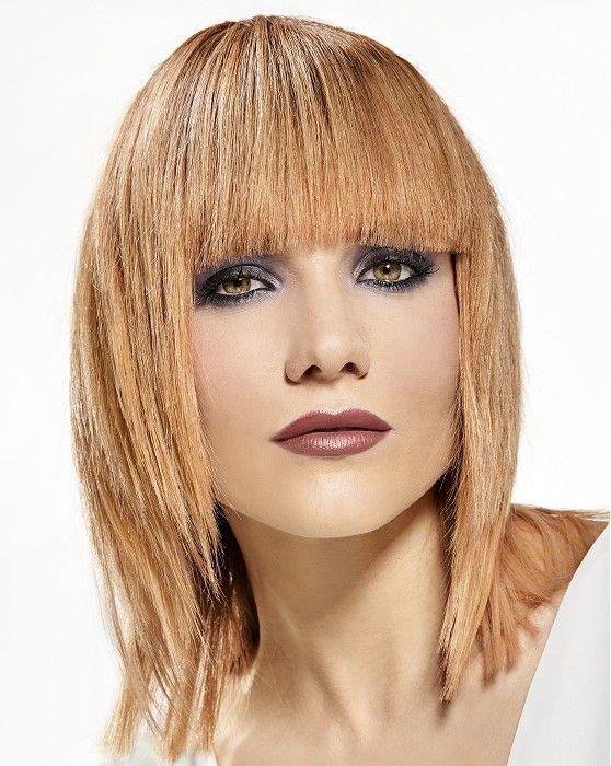 Tchip Coiffure Medium Blonde Hairstyles Hair Styles Medium Hair Styles Teenage Hairstyles