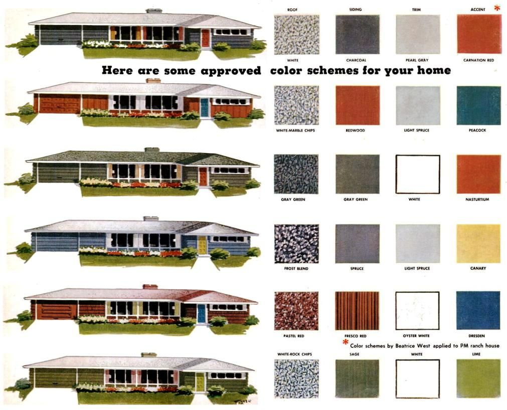 Home Design: Best Exterior House Paint Ideas — Home Design Lover ...
