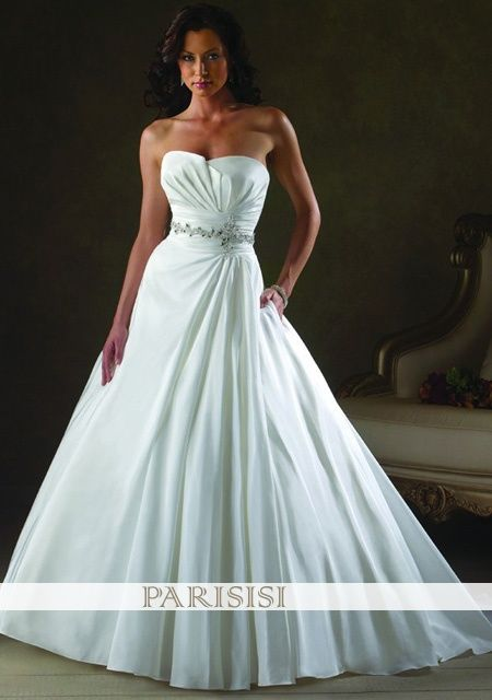 Kleid Europa und Amerika trägerlose Hochzeit Diamant minimalistische ...