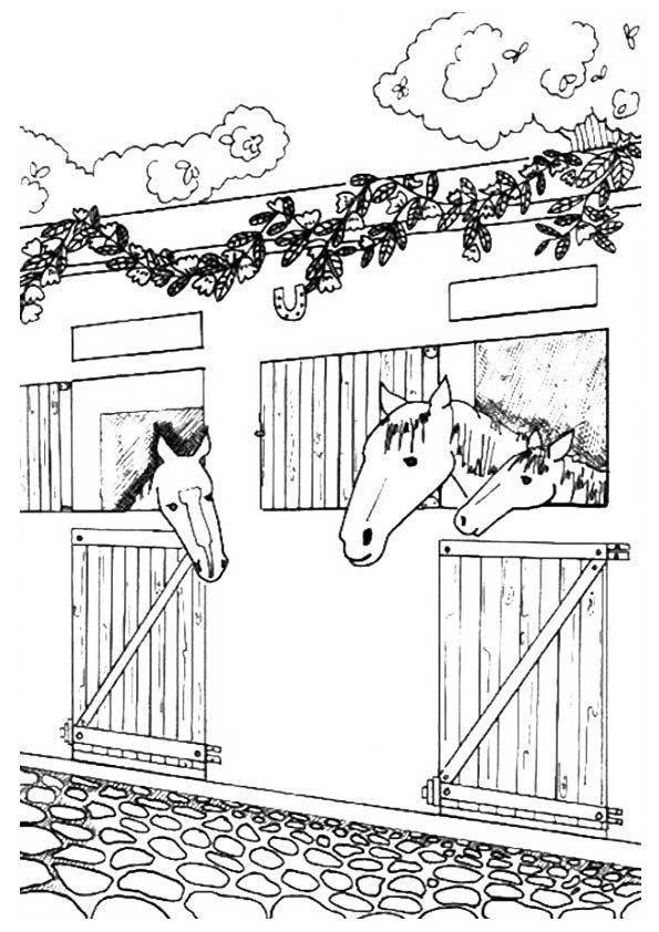 Print Coloring Image Momjunction Horse Coloring Pages Coloring Pages Horse Coloring