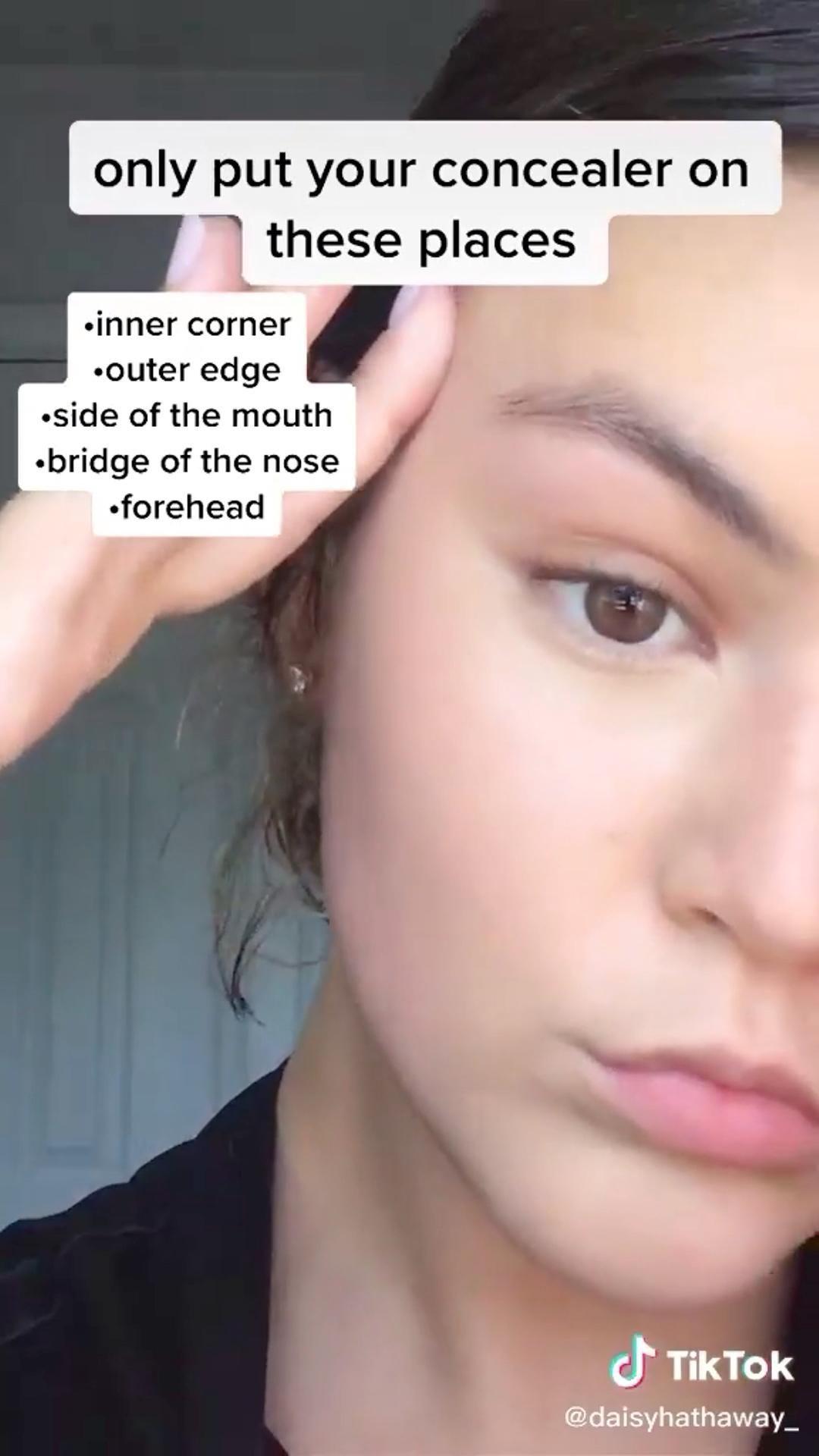 Makeup Hack Natural Makeup Eye Makeup Subtle Makeup