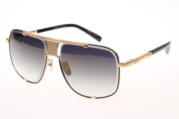 8c2523a2056 Dita Mach Five DRX2087A Sunglasses In Gold Gradient Grey