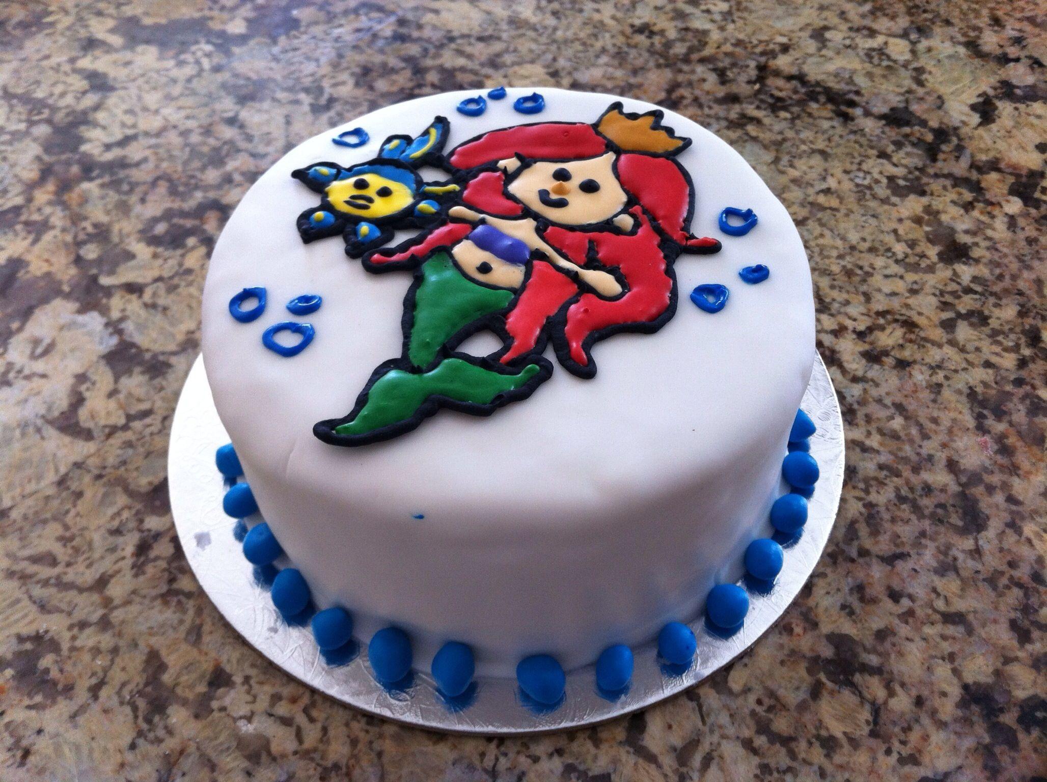 Mermaid cale cupcake cakes desserts cake