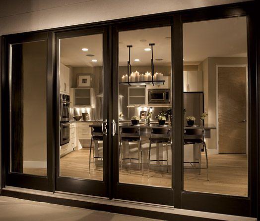 Milgard doors for dining room & Milgard doors for dining room | Dream Home | Pinterest | Dining ... Pezcame.Com