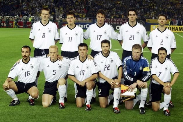 2002 World Cup Germany Squad Germany Team Germany Squad 2002 World Cup