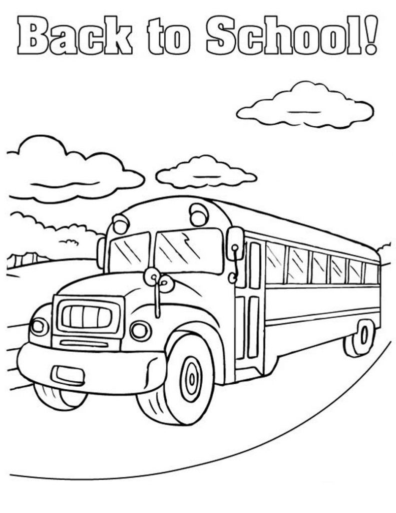 Back To School Coloring Pages Best Coloring Pages For Kids School Bus Coloring Page Bus Coloring Page Bus Coloring Pages