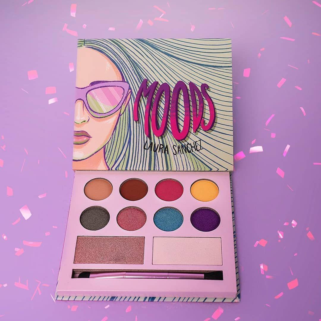 "3f7f25bcd Laura Sanchez Beauty on Instagram: ""Les presento MOODS 🔮 el primer  producto de mi marca de maquillaje que estará a la venta a partir del 30 de  noviembre ..."