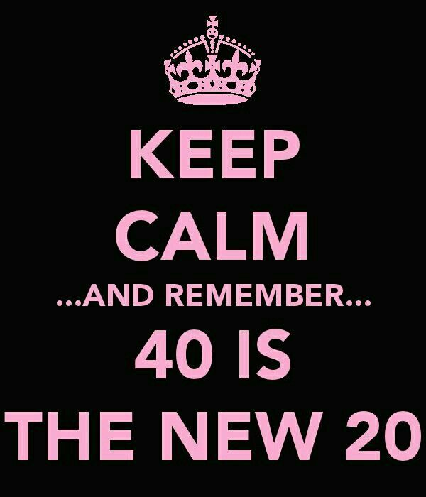 Birthday Quotes Counting Down To 40 Love Quotes Birthday