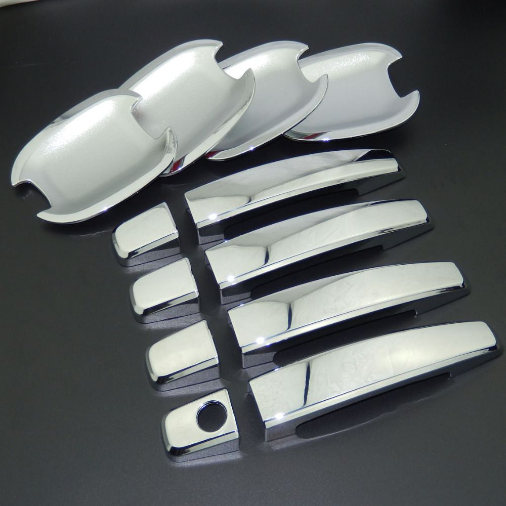 For Chevy Chevrolet Captiva Holden Captiva Chrome Door Handle