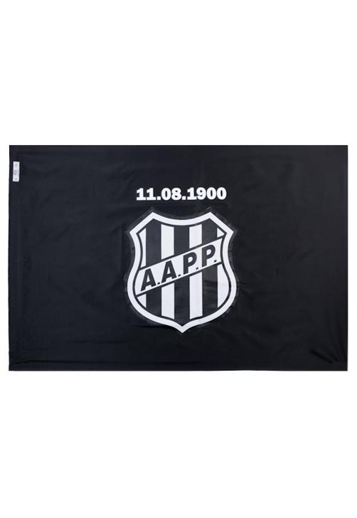 Bandeira Licenciados Futebol Ponte Preta 4 Panos 256x180 Frente