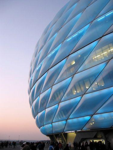 Munich - Allianz Arena/Herzog  De Meuron