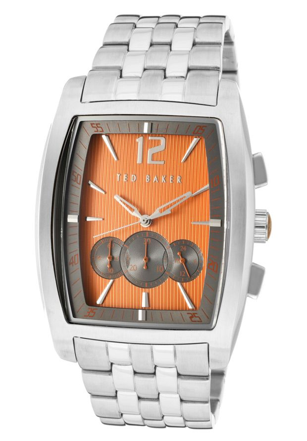 Price:$61.92 #watches Ted Baker TE3010, Whether it's a night out on the town or a day at the park this versatile Ted Baker timepiece always makes a scene.