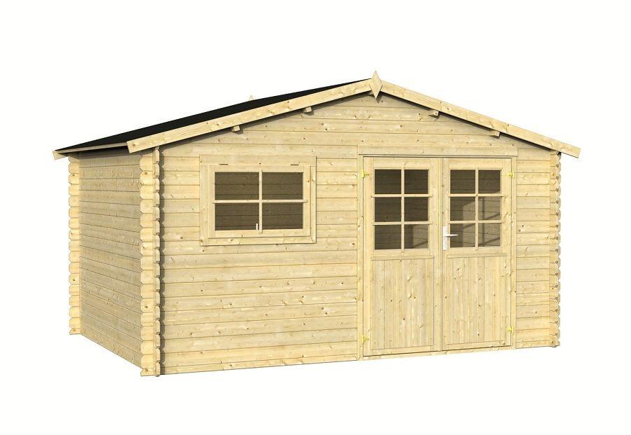 Palmako Gartenhaus WW14328 FRF284138FSC Gartenhaus
