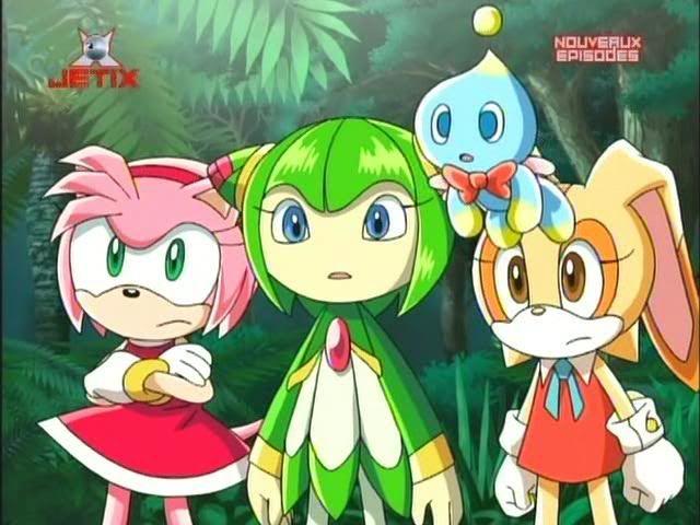 Cosmo Sonic X Screenshots