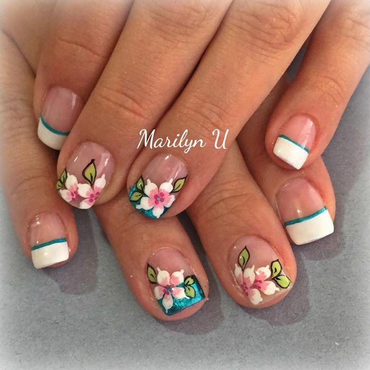 Bellas   uñas   Pinterest   Bellisima, Diseños de uñas y Pedicura