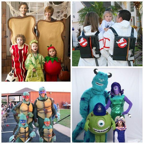 Family Costume Ideas Disfraz Familiar Ideas De Disfraces Familiares Disfraces De Halloween Para Mejores Amigas
