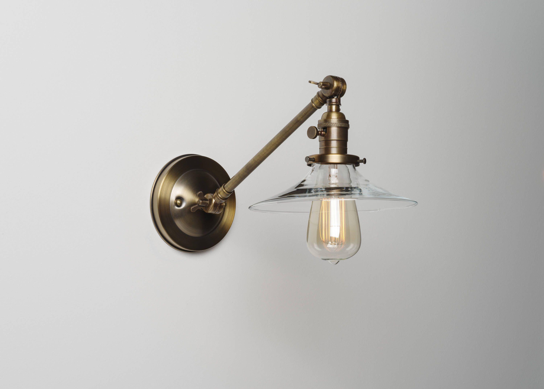 inch finish and in burnished leda flat cfm wall wide shown lighting black brass sconce elegant item