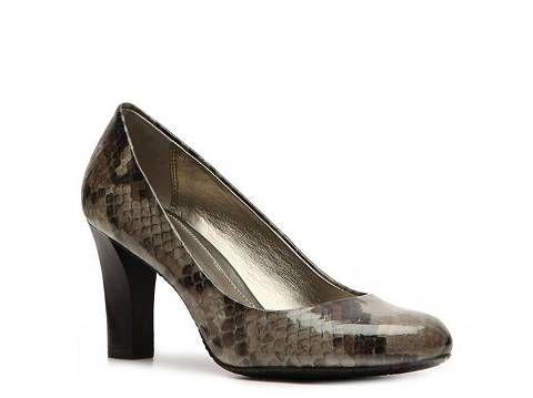 7f025ff79a Liz Claiborne Johnnie Snake Pump Pumps & Heels Women's Shoes - DSW ...